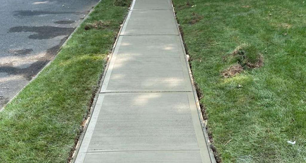 Sidewalk Repair & Leveling