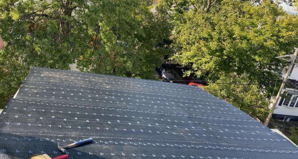Flat Roof Installation & Repair