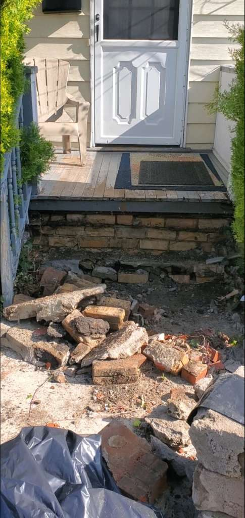 Exterior Stairs Service