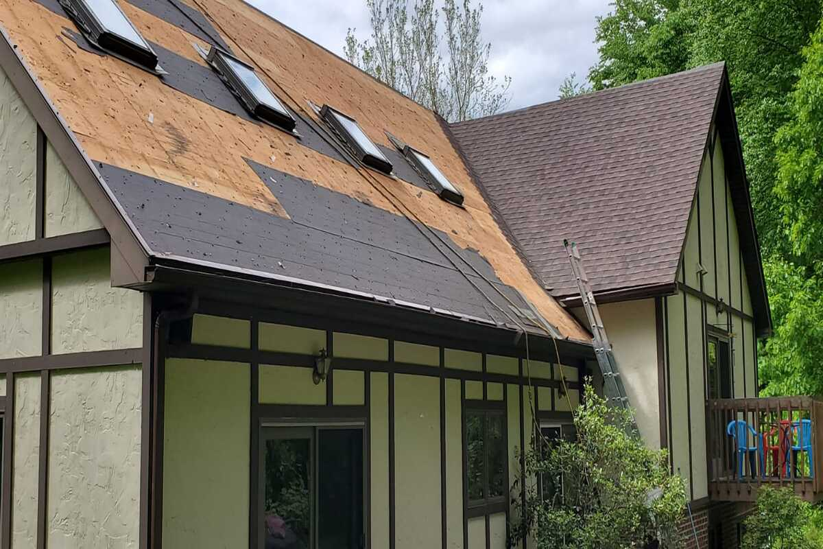 Home Roof Types and Options House