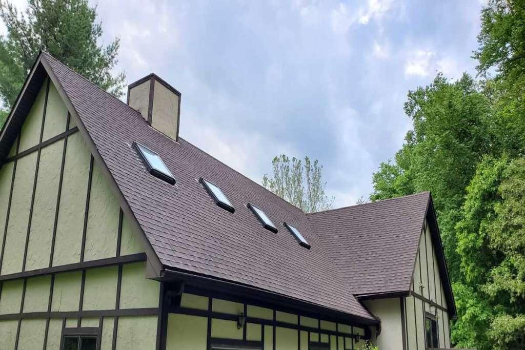 Modern Roof Gutter Design Calculator