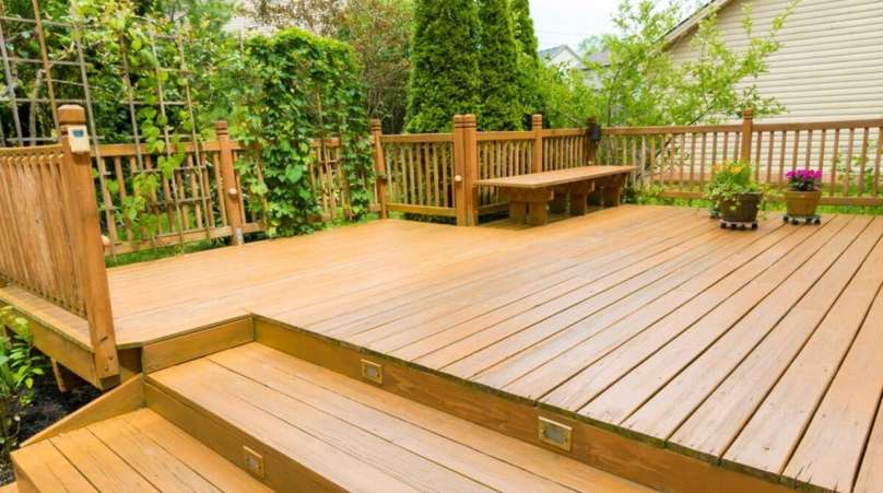Average Cost of Replacing and Installing a Deck