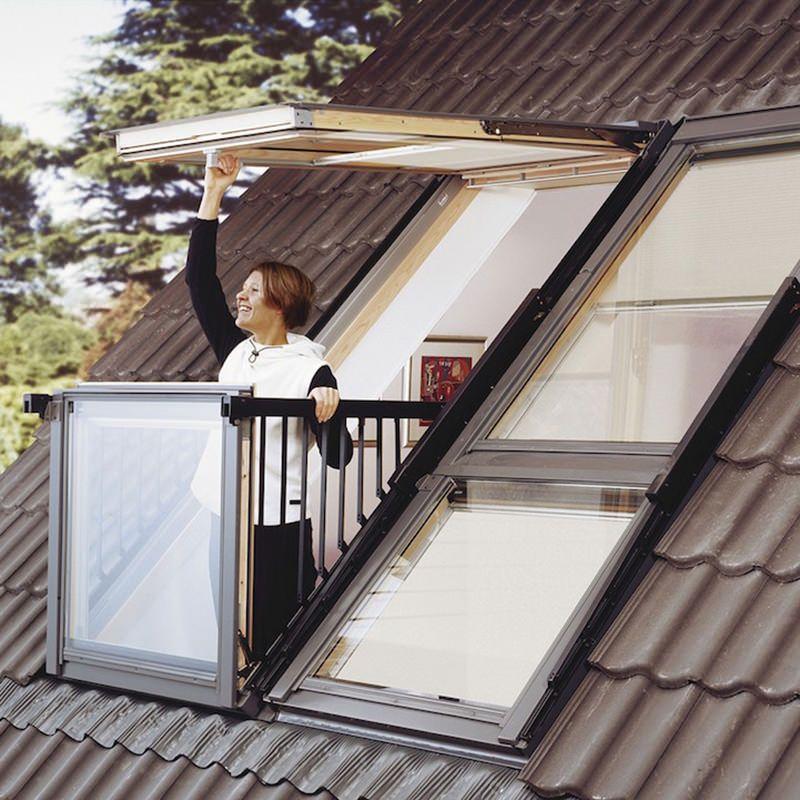 Balcony Skylight