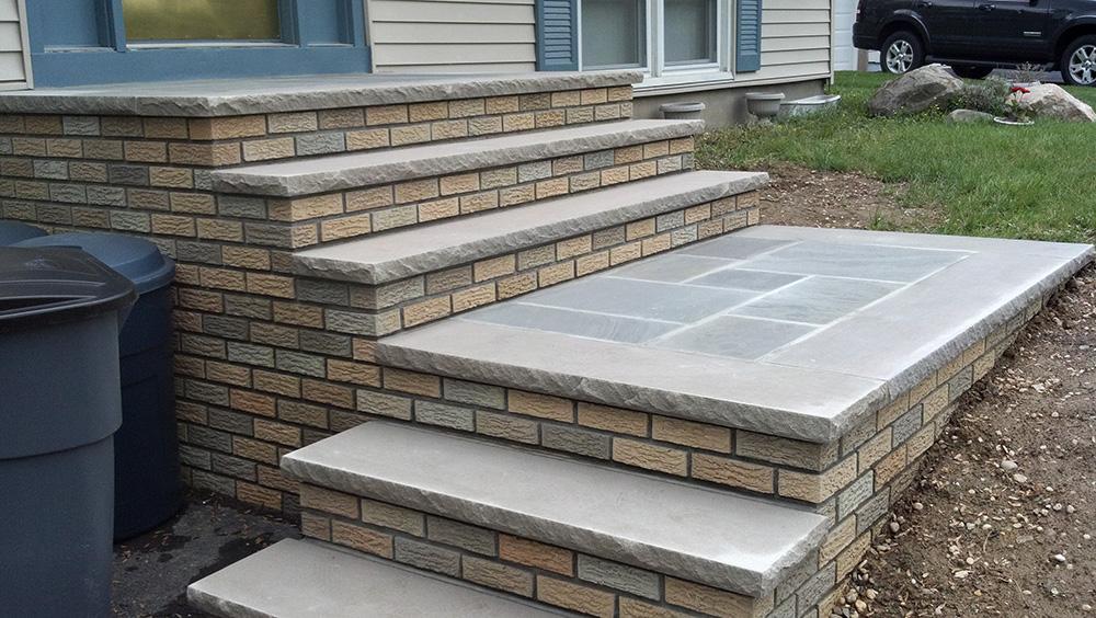 Outdoor Stair Railing Design Ideas