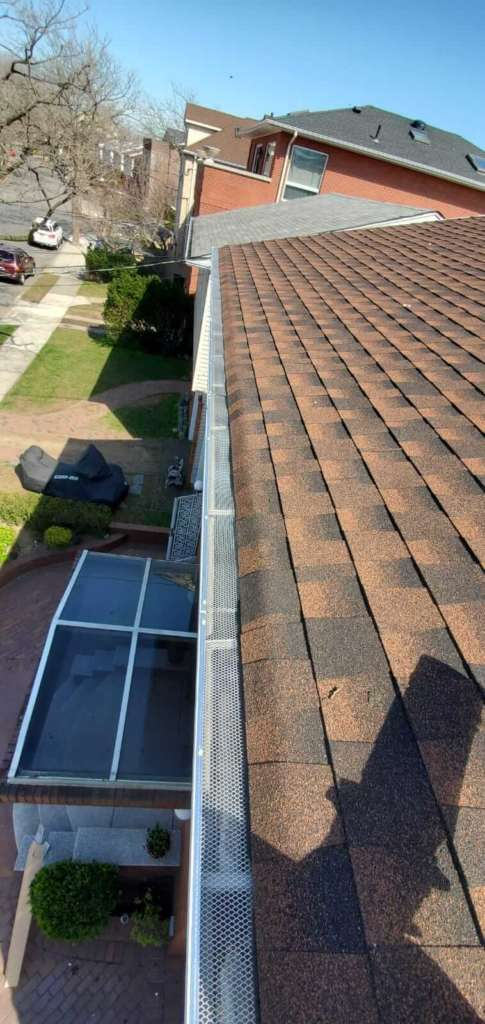 Gutter Cleaning and Repairing