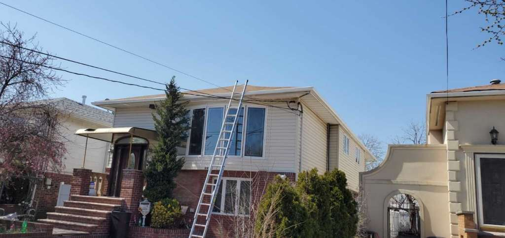 Gutter Replacement Service by RH Renovation