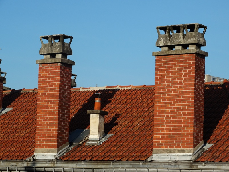 The Tower: Chimney Exterior Design