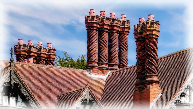 The Twist: Chimney Exterior Design
