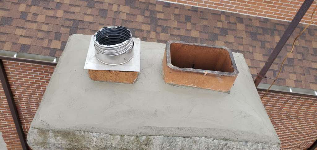 Chimney Repair Service Project Shot 2