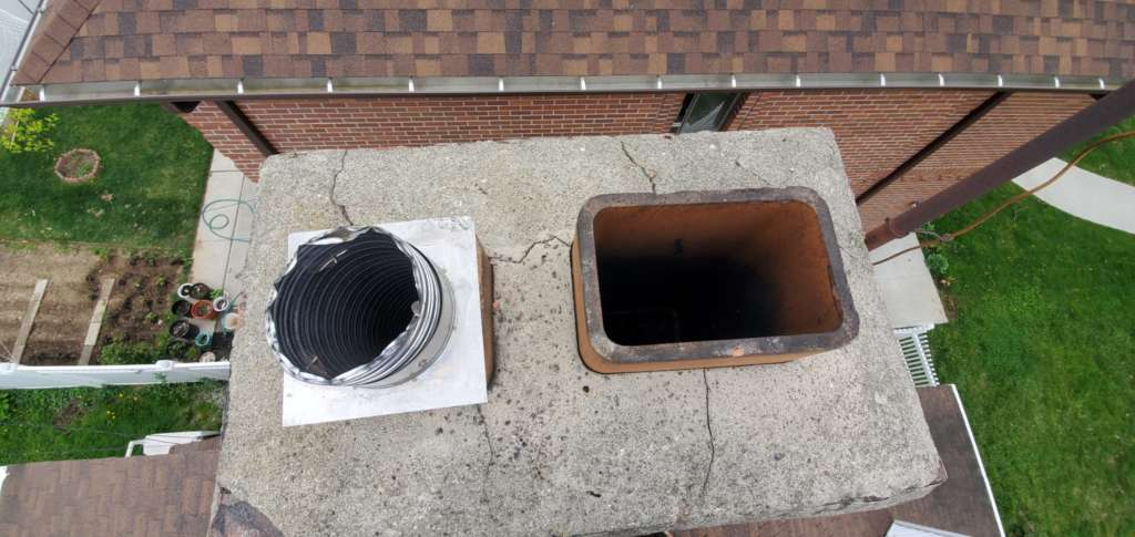 Chimney Repair Service Project Shot 5