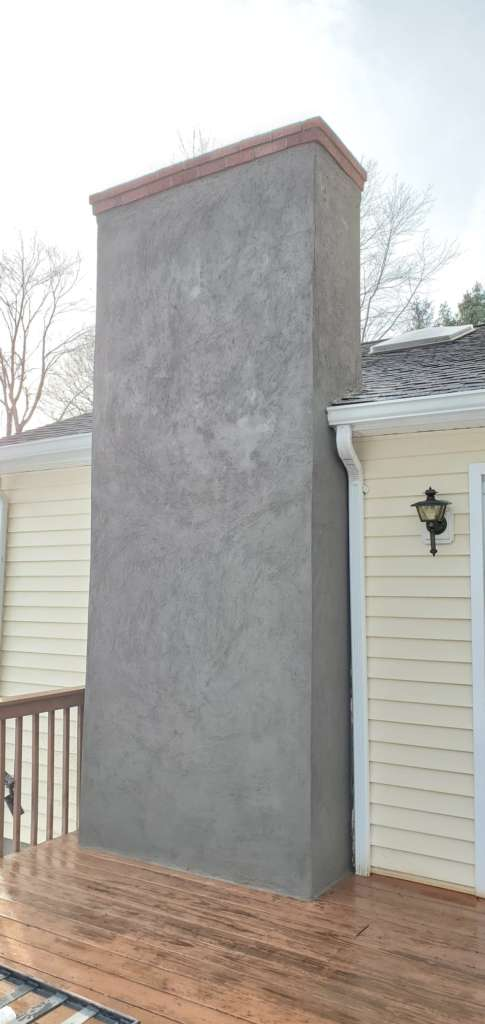 New Chimney Installation in the Bronx, New York Project Shot 1