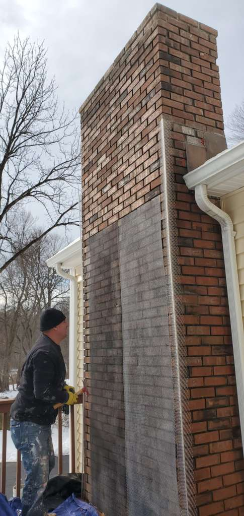 New Chimney Installation in the Bronx, New York Project Shot 6