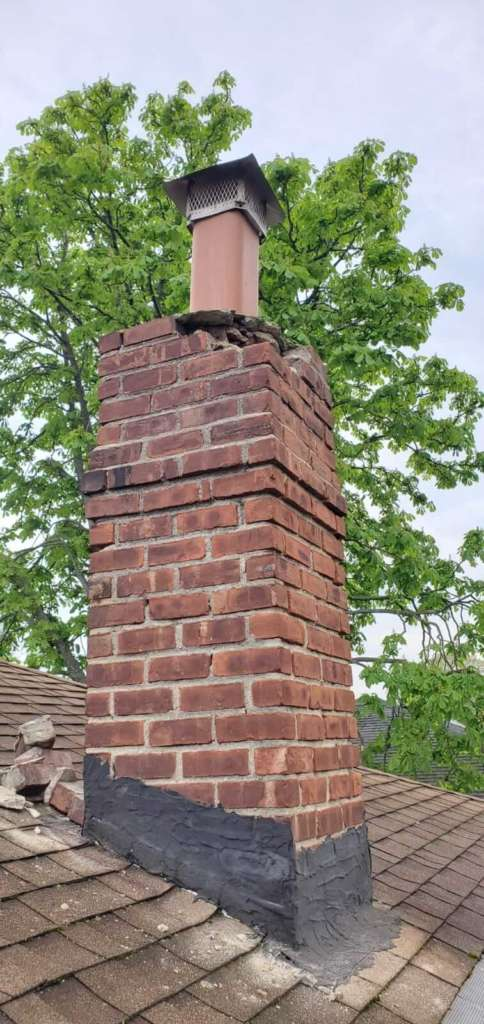Professional Chimney Repair Services in Yonkers Project Shot 1