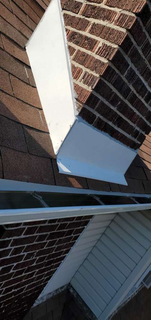 Project: Chimney Flashing Service in the Bronx - Project Shot 1