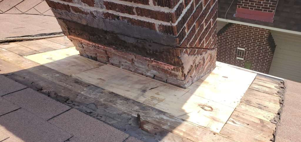 Project: Chimney Flashing Service in the Bronx - Project Shot 3