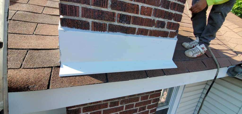 Project: Chimney Flashing Service in the Bronx - Project Shot 5