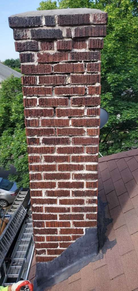 Project: Chimney Flashing Service in the Bronx - Project Shot 6