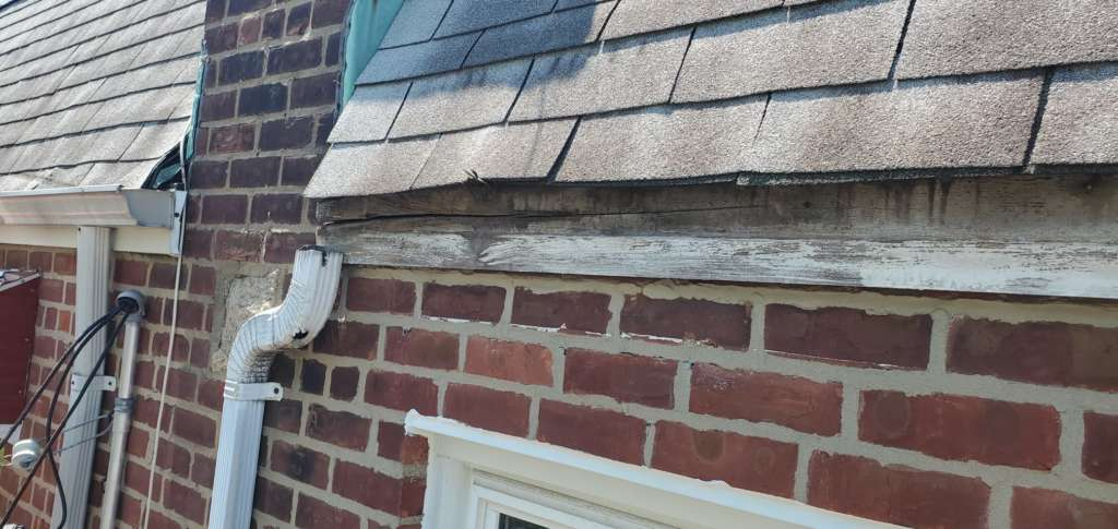 Project: Existing Gutter Replacement in the Bronx Project Shot 2