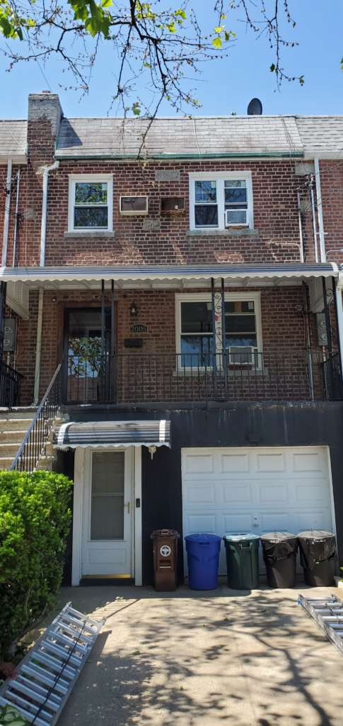 Project: Existing Gutter Replacement in the Bronx Project Shot 3