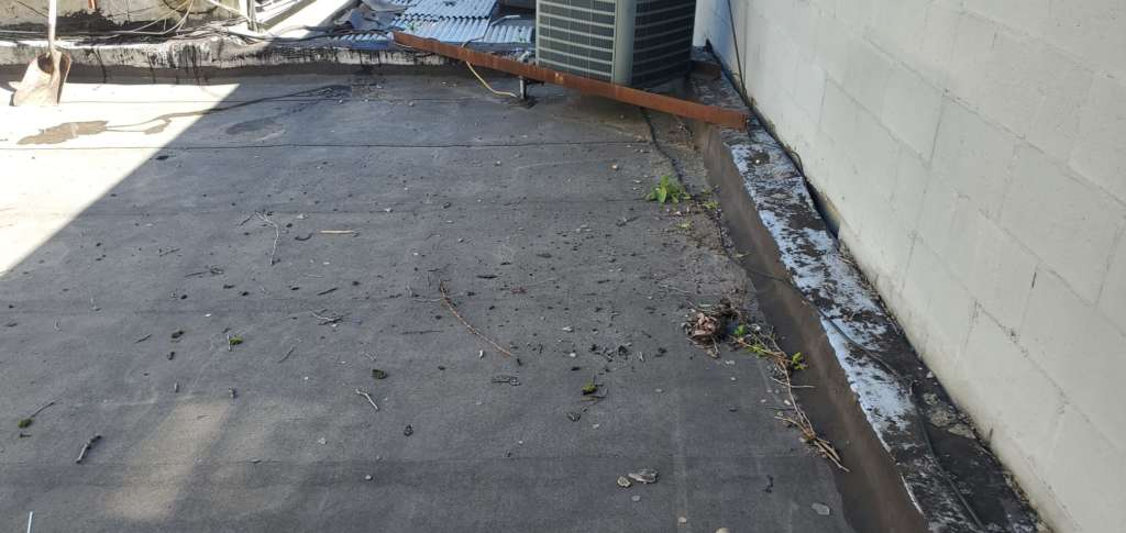 Flat Roof Replacement in the Bronx Project Shot 3