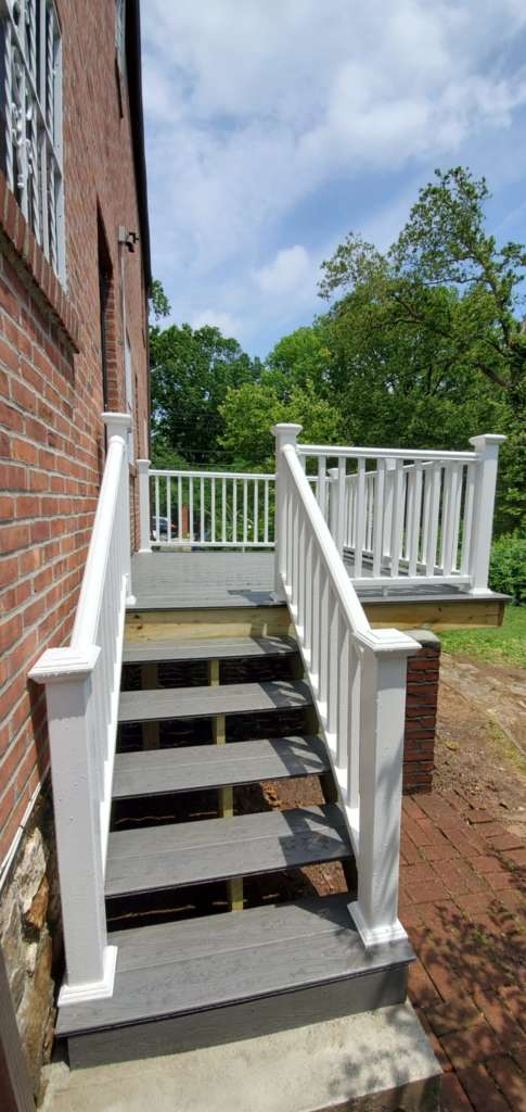 Home Deck Replacement Service in the Bronx: Project Shot 3