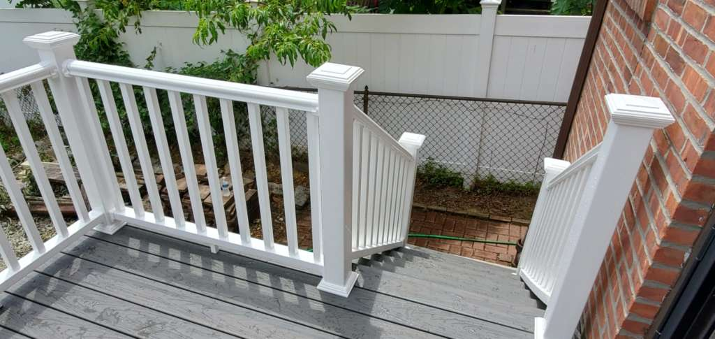 Home Deck Replacement Service in the Bronx: Project Shot 8