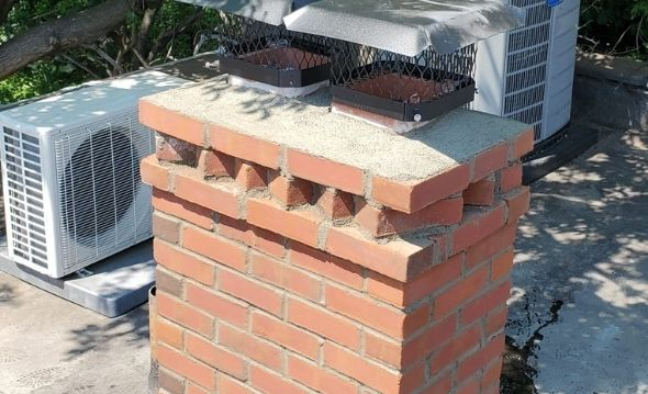 Project: Exterior Chimney Renovation Service in the Bronx