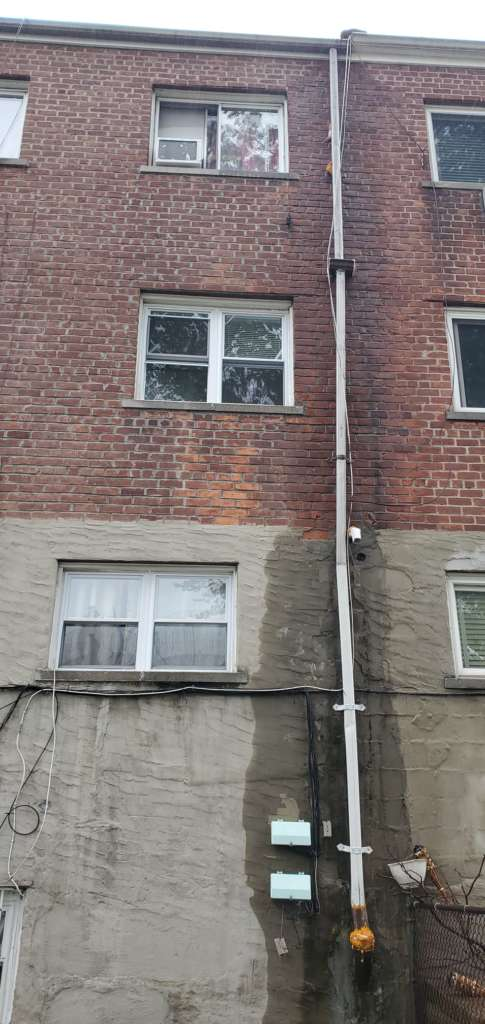 Project: Gutter and Downspot Replacement Service Project Shot 1