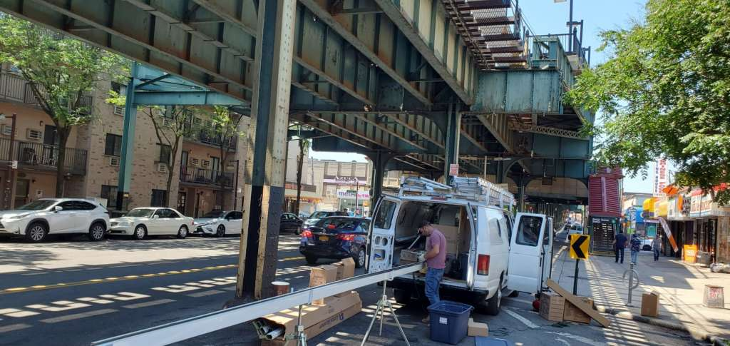Project: Gutters Replacement Service in the Bronx Project Shot 4