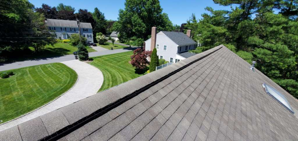 Project: Ridge Vent Installation Service