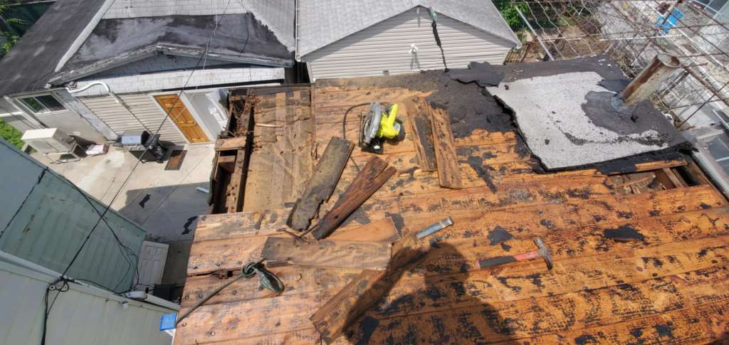 Project: Roof Replacement in Queens: Project Shot 3