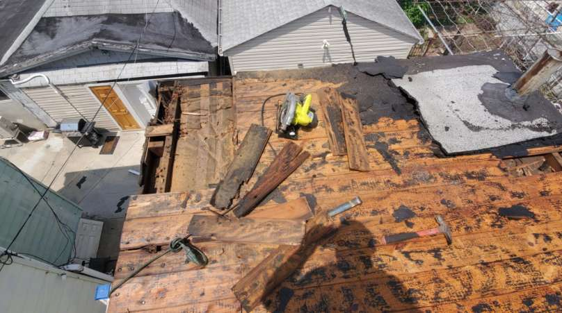 Project: Roof Replacement in Queens: Project Shot 4