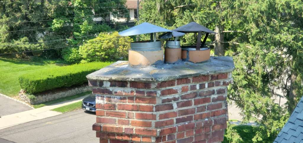 Project: Chimney Filter Repair Service