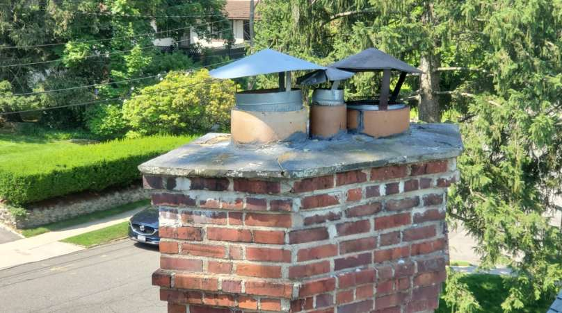 Chimney Filter Repair Service Project Shot 1