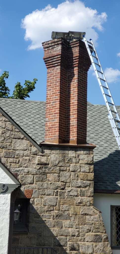 Chimney Filter Repair Service Project Shot 2