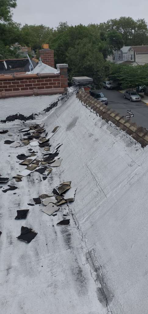 Existing Flat Roof Replacement Service: Project Shot 10