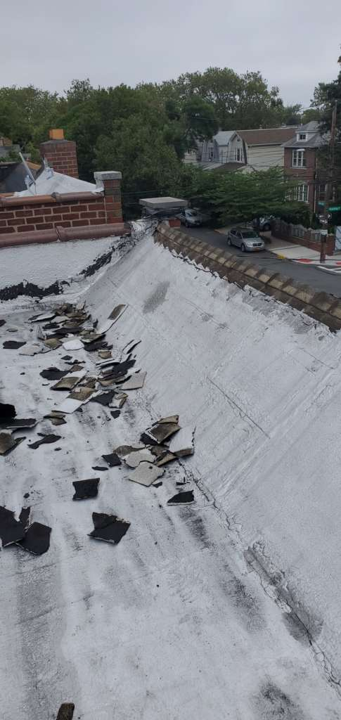 Existing Flat Roof Replacement Service: Project Shot 6