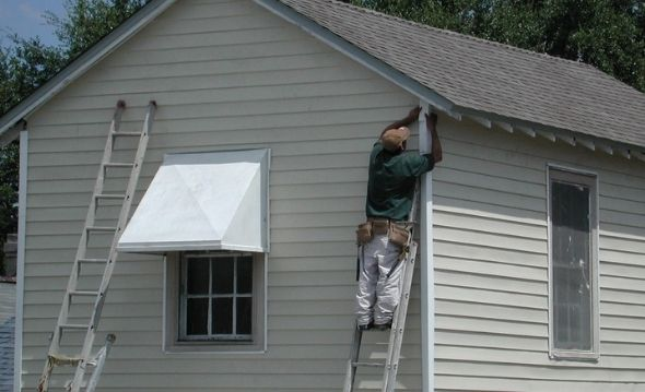 Professional Siding Replacement Service