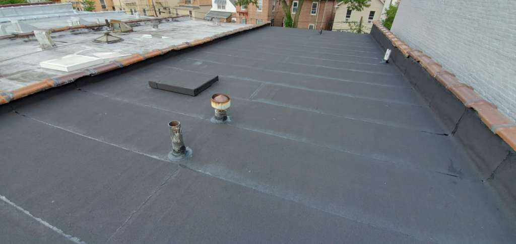 New Roof Installation Service Project Shot 3
