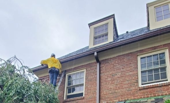 New Roof Installation Service in Astoria Project Shot