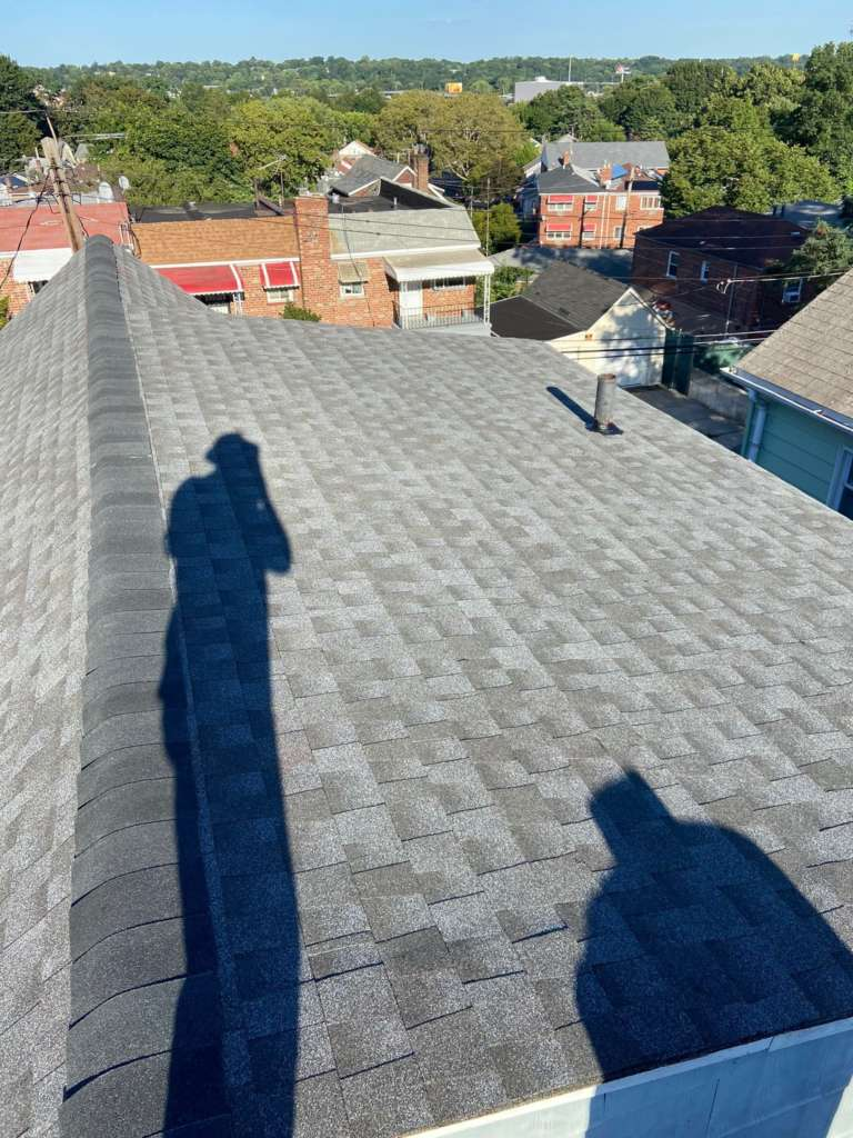 New Shingle Installation and Repair Service the Bronx Project Shot 3