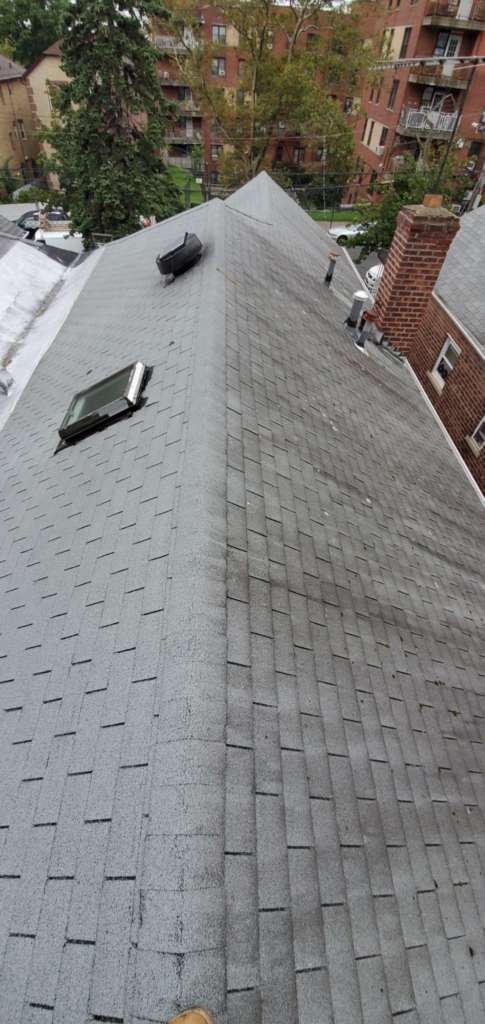 New Shingle Roof and Chimney Repair Service Project Shot 4
