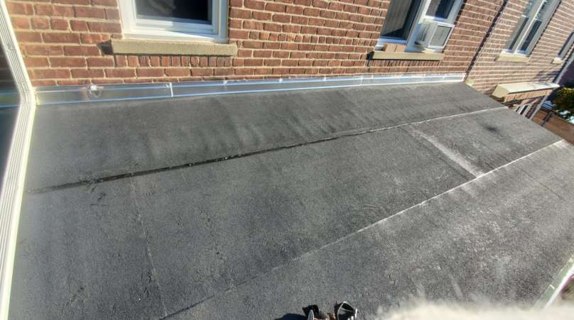 Roof Replacement Service Project Shot 1