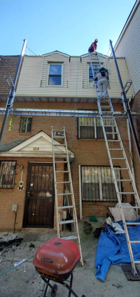 Siding and Roof Installation Service in the Bronx Project Shot 3
