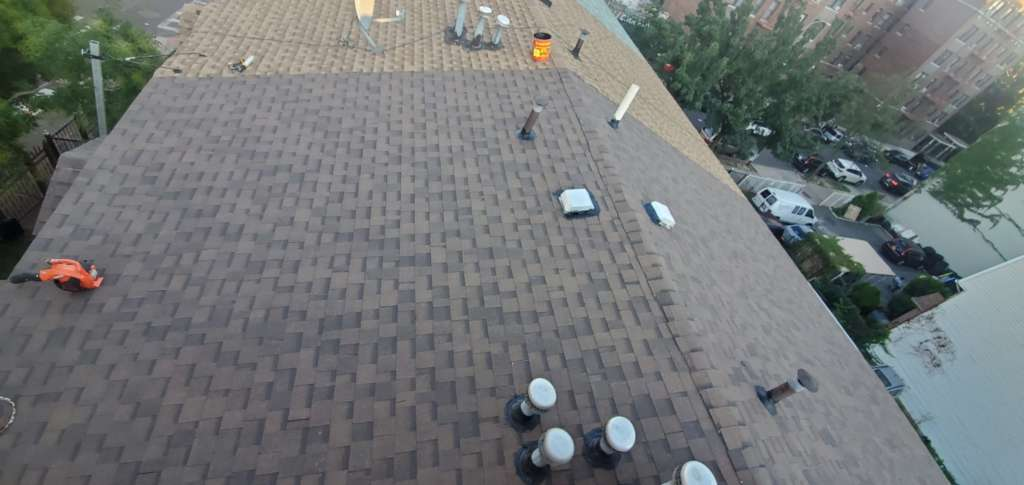 Siding and Roof Installation Service in the Bronx Project Shot 5