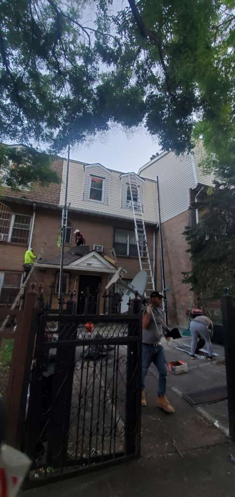 Siding and Roof Installation Service in the Bronx Project Shot 4