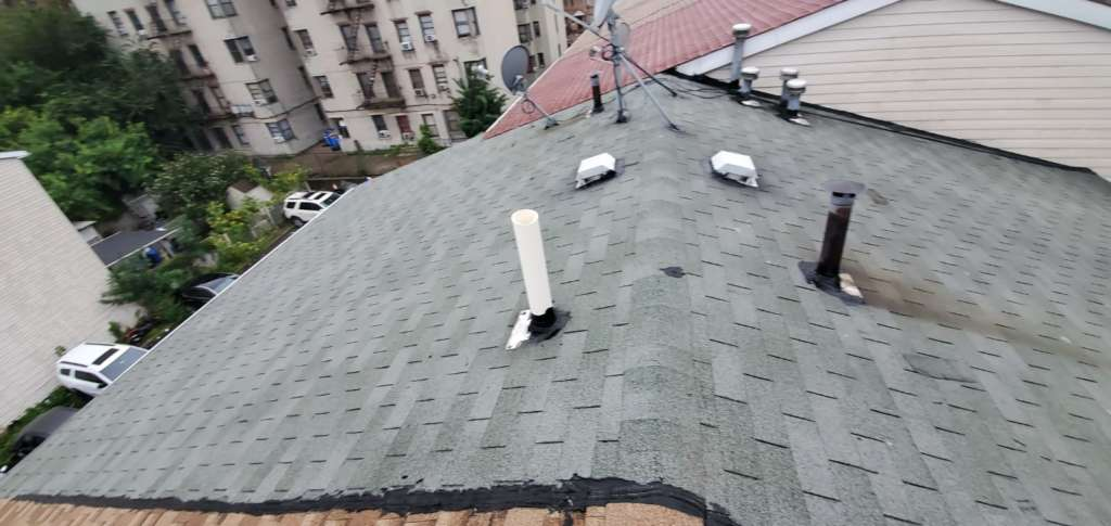 Siding and Roof Installation Service in the Bronx Project Shot 7