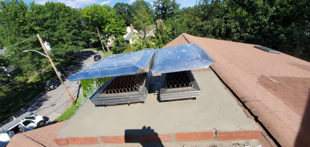 Project: Skylight, Roofing and Chimney Repair Service