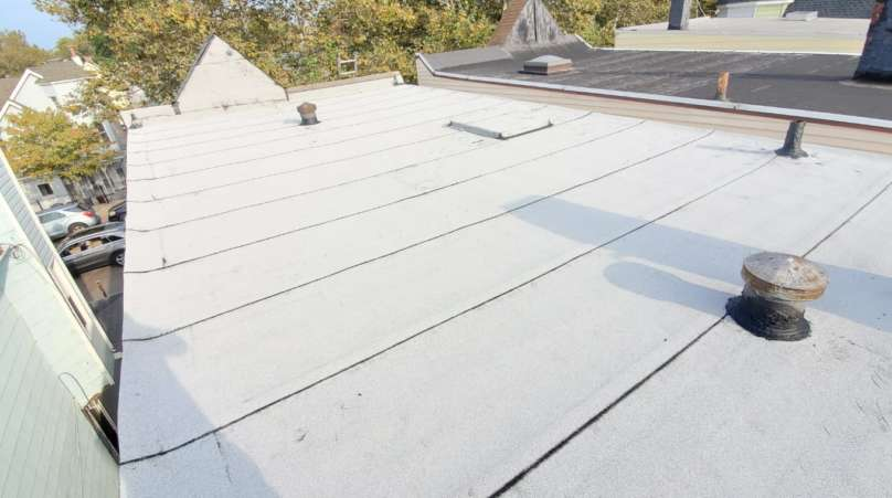 New Flat Roof Installation Service Project Shot 4