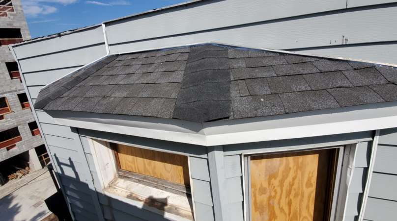 New Roof Shingle Installation Service in the Bronx Project Shot 1